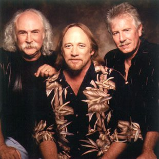Crosby, Stills & Nash: tournee in estate