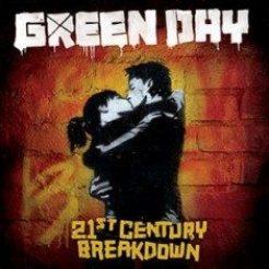 Green Day - 21st Century Breakdown - Cover