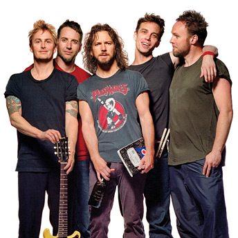 """Pearl Jam: la probabile tracklist di """"Backspacer"""""""