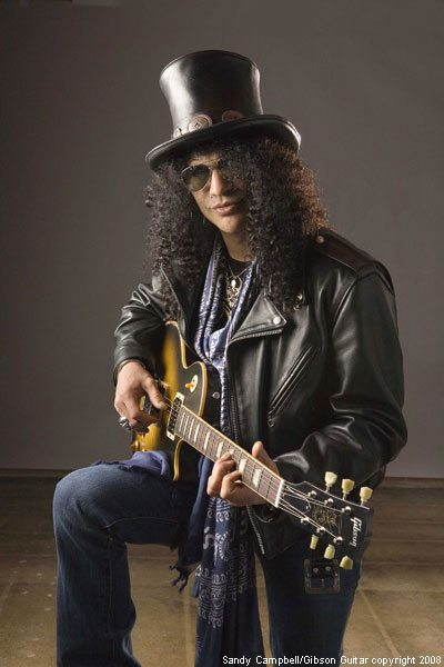 "Slash: anche Steven Adler e Flea in ""Slash & Friends"""