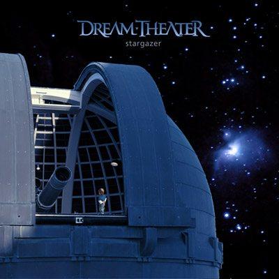 Dream Theater - Artwork di Stargazer