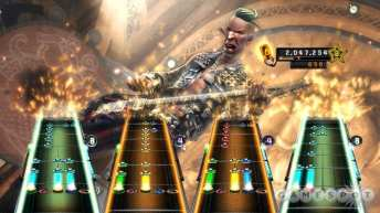 Guitar Hero 5 Screenhot 2