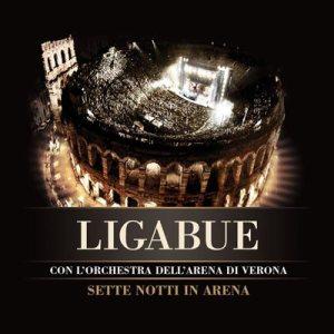 Ligabue - Artwork di Sette Notti in Arena