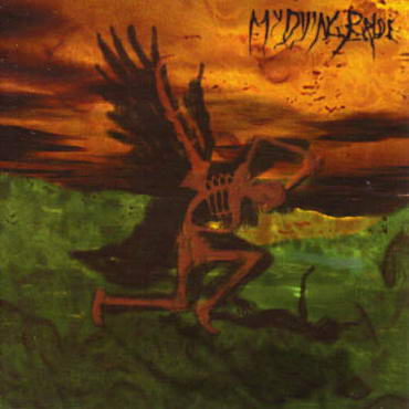 My Dying Bride - Artwork di The Dreadful Hours