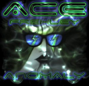 Ace Frehley - Artwork di Anomaly