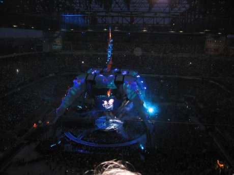 U2 360 Tour - Le foto della vincitrice del contest- 1
