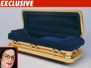 Michael Jackson - bara d'oro