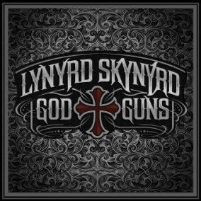 Lynyrd Skynyrd - God Guns - artwork