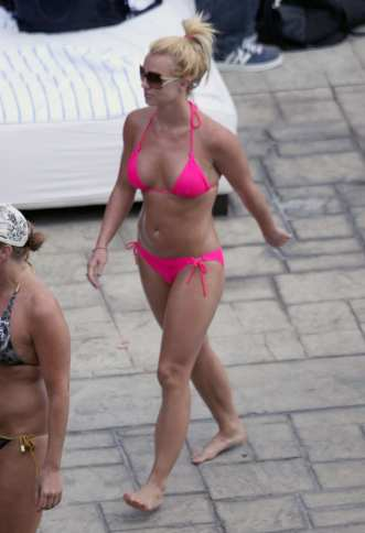Britney Spears in costume 9