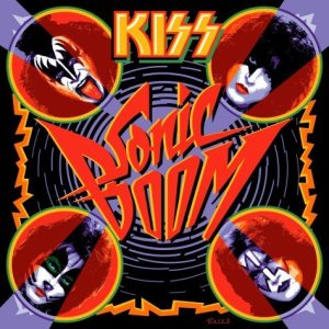 Kiss - Artowork di Sonic Boom