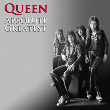 Queen - Artwork di Absolute Greatest
