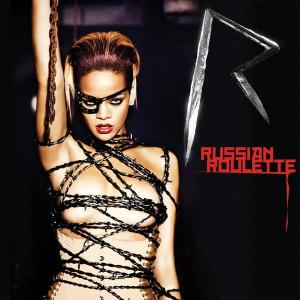 Rihanna - Russian Roulette - Artwork