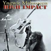 Yngwie Malmsteen - High Impact - Cover