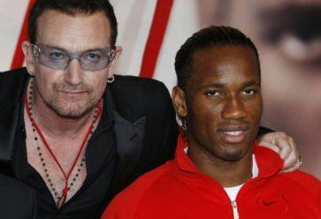 Bono e Drogba 1