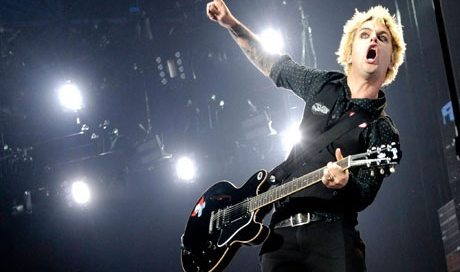 Green Day concerto a Milano 1