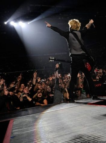 Green Day concerto a Milano 11