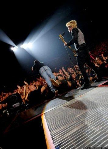 Green Day concerto a Milano 7