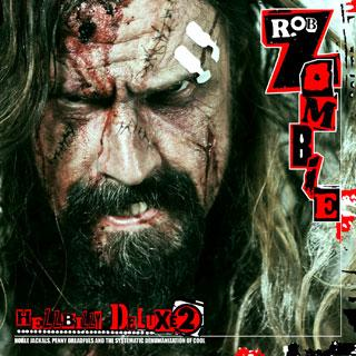 """Rob Zombie: tracklist ed artwork di """"Hellbilly Deluxe 2"""""""