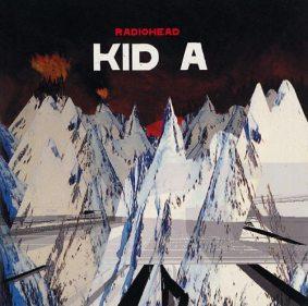 Radiohead - Kid A - Artwork