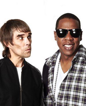 Jay-Z and Ian Brown 29
