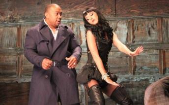 Katy Perry e Timbaland 1