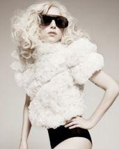 Lady GaGa su ELLE 3