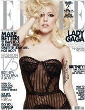 Lady GaGa su ELLE 4