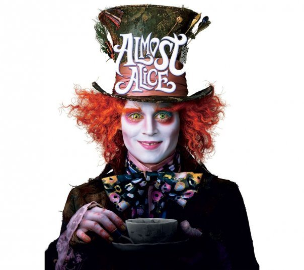 """Almost Alice"": l'album ispirato ad ""Alice In Wonderland"""