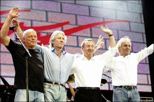 Pink Floyd annullata la reunion del 2011