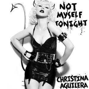 "Christina Aguilera: lo streaming di ""Not Myself Tonight"""