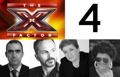 X Factor 4 parte il 7 Settembre