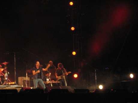I Pearl Jam all\'HJF 2010 - 43