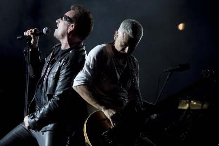 Gli U2 scelgono Jay-Z come supporter per il tour in Australia