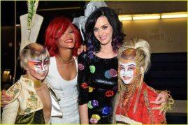 Rihanna e Katy Perry 9