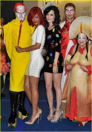 Rihanna e Katy Perry 3