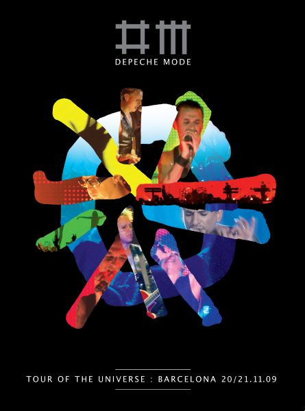 "Depeche Mode nei negozi ""Tour of the Universe"""
