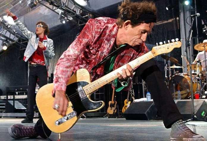 """Keith Richards: """"Siamo pronti per un nuovo disco"""""""