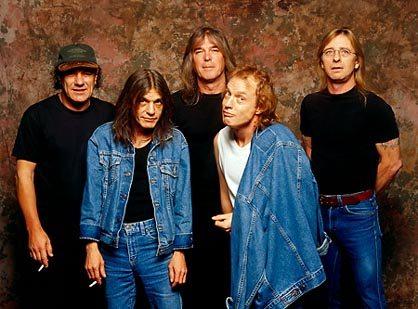 AC/DC: in primavera esce il nuovo album live