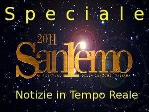 Sanremo 2011: live blogging della prima serata