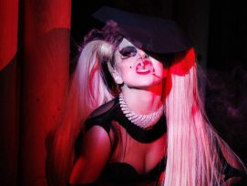 Lady GaGa modella per una notte 2