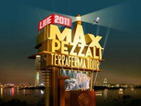 """Max Pezzali torna in tour con il suo album """"Terraferma"""""""