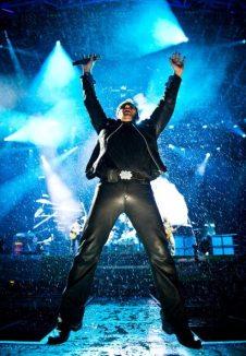 Festival di Glastonbury - U2 - Bono