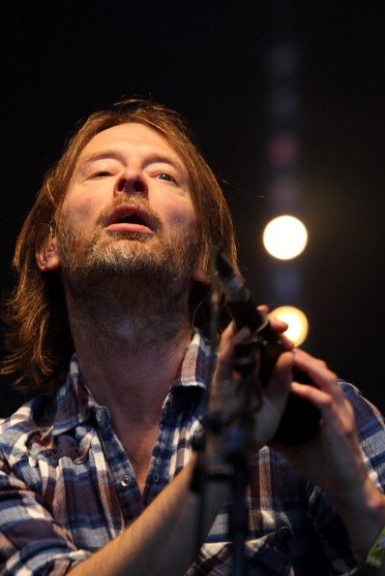 Thom Yorke - Festival di Glastonbury 2011
