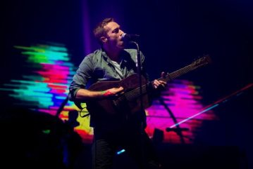 Chris Martin Performance