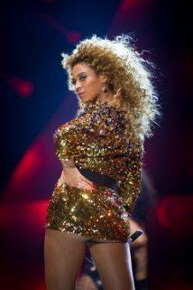 Beyoncé at Glastonbury Festival 2011