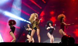 Festival di Glastonbury 2011 - Beyoncé