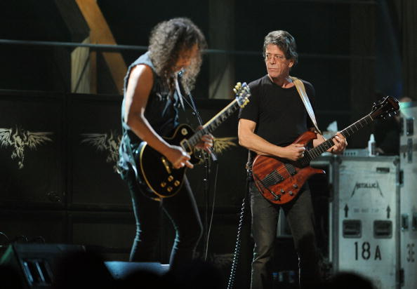 "I Metallica svelano ""Lou Reed ci ha commosso"""