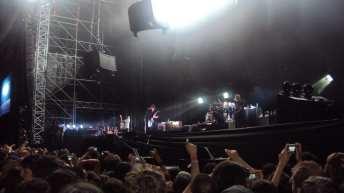 I Foo Fighters scaldano il pubblico