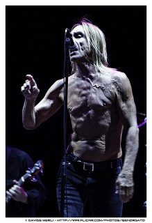 Iggy Pop al Rock in IdRho