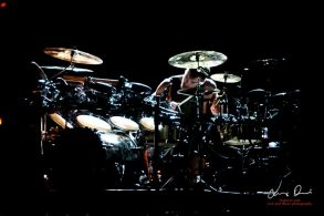 Shannon Leto alla batteria
